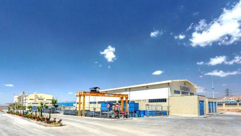 مجتمع صنعتی تامیدکو