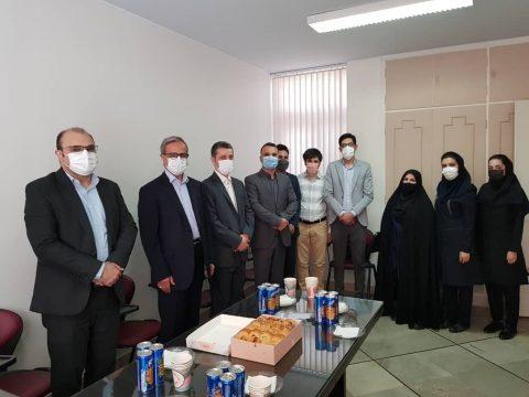 مدیر عامل جدید شرکت توسعه مدیریت آتیه امید ایرانیان معرفی شد